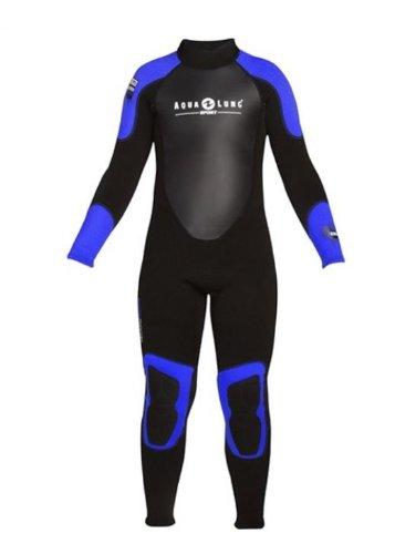 Aqua Lung Sport 3mm Quantum Childrens Snorkel/Scuba/Water We