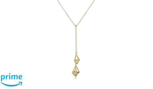 "18/"" 14K Y.Gold Overlay 925 Sterling Silver Hexagonal Diamond Cut Snake Chain"