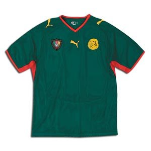 2008 Home Soccer Jersey - 7