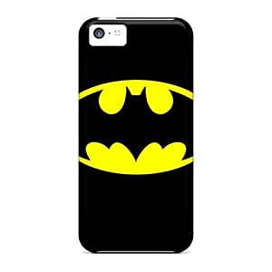 DaMMeke Case For Iphone 5/5S CoverRetailer Packaging Batman Logo Ip4 Protective Case