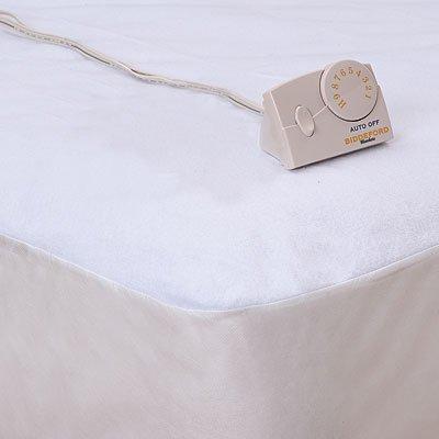 BIDDEFORD ELECTRIC HEATED BED MATTRESS PAD AUTOMATIC SHUT OFF KING SIZE