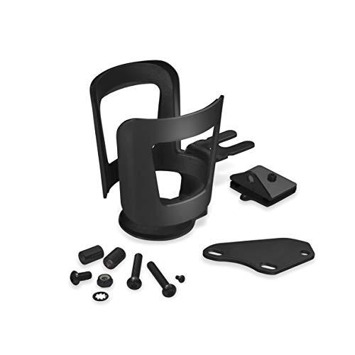 (Show Chrome Accessories 52-835BK Black Handlebar Beverage Holder)