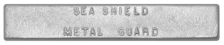 """Zinc Plate Anodes 1/2""""x 1""""x"""
