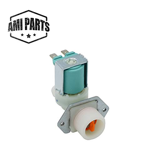 AMI PARTS DC62-30314K Water Inlet Valve Replacement for Kenmore and Samsung Washer Replaces DC62-30314K, AP4204535, - Hot Inlet Washer Water
