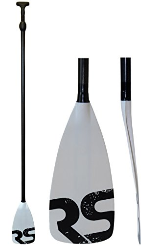 Tempo Stand Up Paddle Board (SUP) Paddle - White by Rave