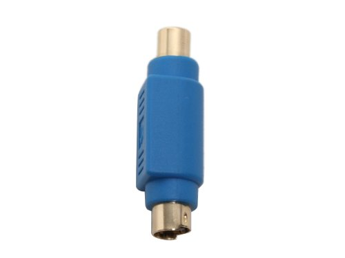 Rosewill Bi-Directional RCA Female to S-Video Male Adapte...