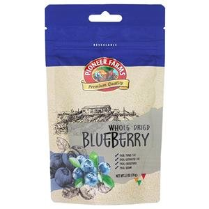 (Pioneer Farms, Whole Dried Blueberry, net weight 70 g (Pack of 2 pieces) / Beststore by KK8)