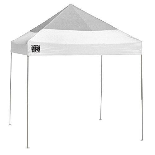 Quik Shade Aero Shade Mesh 10'x10' Instant Canopy with Rain