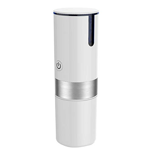 LUYANhapy9 Filter Coffee Machine, Mini Portable Fully Automatic Capsule Coffee Maker Machine Cup – (2 AAA) Battery…