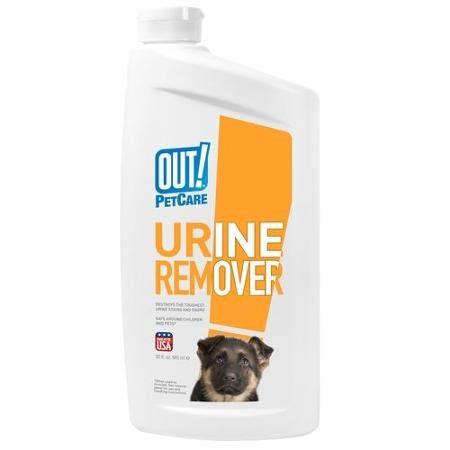 Out Stain Remover - Out! Petcare Urine Remover 32 oz