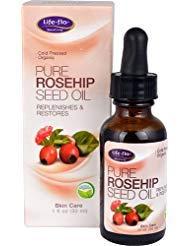 Life-Flo Pure Rosehip Seed Oil -- 1 fl oz - 2pc