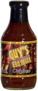 Guy's Award Winning BBQ Sauce - Original 16 Ounce