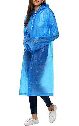 Para Coat Lluvia Polka Impermeable De Dots Viento Bolsillos Fácilmente Mujer Laterales Blau01 Joven Desgastada Trench Capa Anaisy 0CHwUq4w