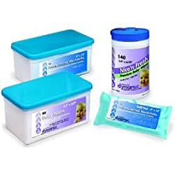 BABY WIPES LIGHTLY SCENTED 80/BOX