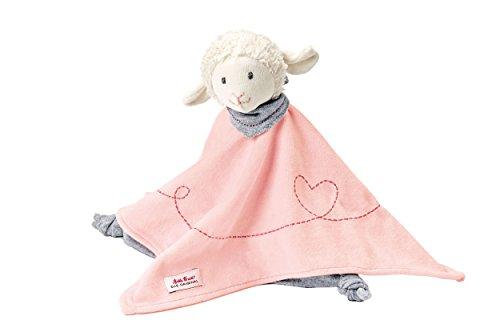 Kathe Kruse - Lamb Mojo Towel Doll, Pink