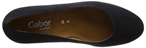Tacón Shoes pazifik Mujer ocean Gabor Azul Comfort 62 para de 19 16 Zapatos FSFxqawYA