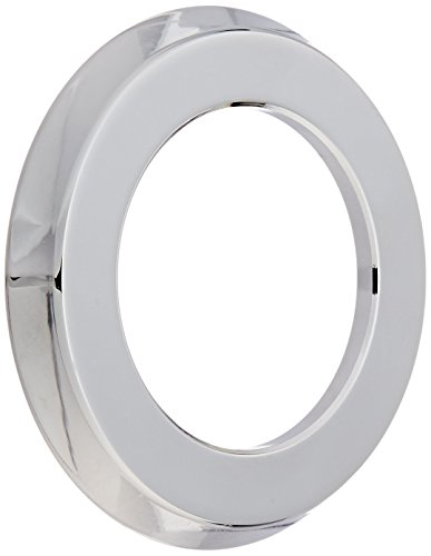 Delta RP51288 Lahara Roman Tub Spout Base Escutcheon, - Chrome Escutcheon
