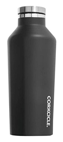 SPICE 스파이스 CORKCICLE CANTEEN 9oz Matte Black 270ml 2009MB 보틀 이영애 물병