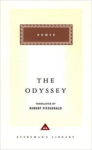 Amazon.com: The Odyssey (Everyman's Library) (9780679410478): Homer, Robert  Fitzgerald: Books