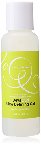 DevaCurl Ultra Moisturizing and Defining Gel, 3.0 Fluid Ounc