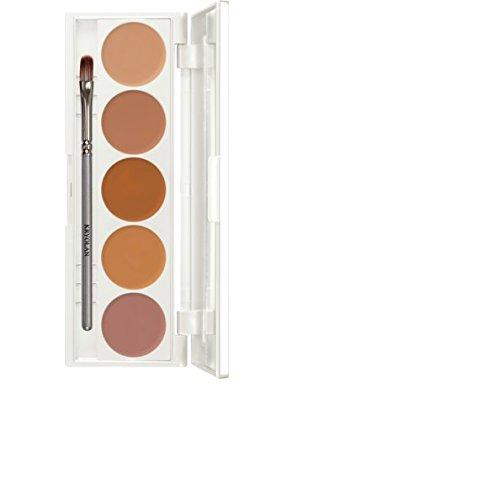 Kryolan Dermacolor Camouflage Creme Quintet 75015 D Q2 Makeup Palette