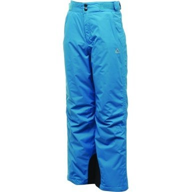Dare2b DKW033-3PAC09 Kids Turnabout Blue Reef Snow Pants - 9-10 years