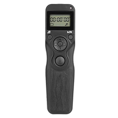 1pcs LCD Timer Shutter Release Remote Control for Canon EOS 1300D 1100D 1200D 100D 350D 500D 550D 600D 650D 700D 750D