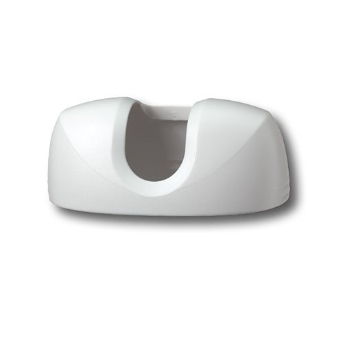 Cappuccio Zone Sensibili per Epilatore BRAUN Silk Epil Xpressive Bianco
