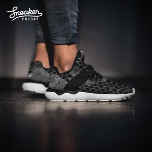 Unisex Originals adidas Black PRIMEKNIT Grey TUBULAR RUNNER Sneakers Shoes xvwa4wqTSc