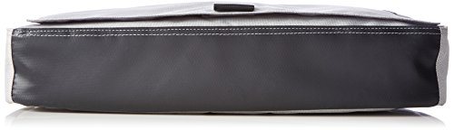 BREE Unisex-Erwachsene Punch Style 711 Laptop Tasche, Grau (Light Grey), 32x10x40 cm Grau (Light Grey)
