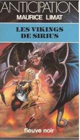 Les vikings de Sirius par Maurice Limat