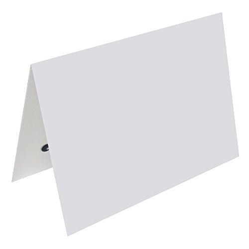 Tarjeta de felicitación grabable, 30 segundos, Blanco liso. Grabar y enviar su propio mensaje de voz personal