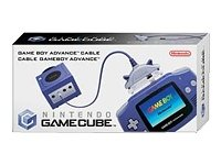Nintendo GAMECUBE Game Boy Advance Cable - Game console link cable (Gameboy Advance Sonic Games)