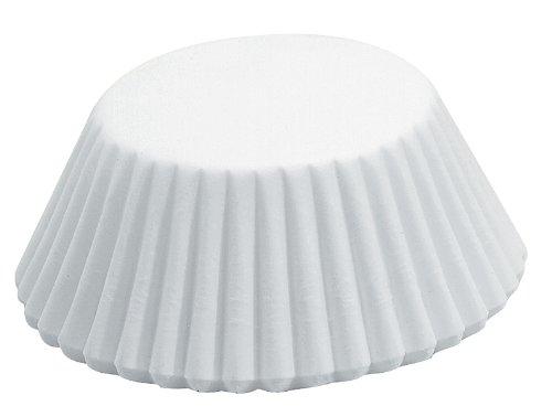 Fox Run 4997 White Bake Cups, Petit Four, 100 (Baking Petit Fours)