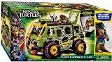 Teenage Mutant Ninja Turtles TMNT 2014 Movie Turtle Assault Van [Includes Exclusive Leonardo (Teenage Mutant Ninja Turtles Van)