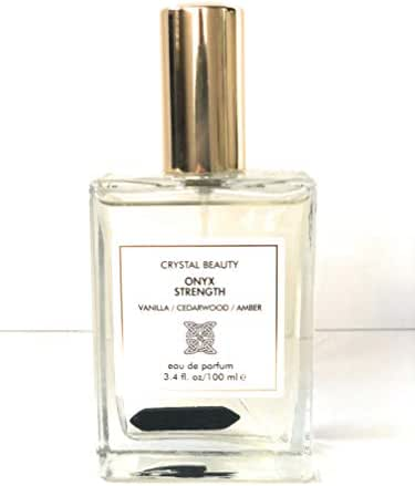 Crystal Beauty Onyx Strength Eau De Parfum 3.4 Fl Oz