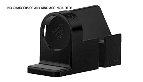 Artifex Design Stand Configured for Samsung Gear S3 Stand, Artifex Charging Dock Stand for Samsung Gear S3 Classic and Frontier, (Gear S3 Combo)