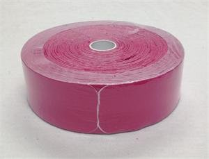 Therapist's Choice® Kinesiology Tape, 2'' x105' PRE-CUT Bulk Roll (PINK), PRE-CUT into easy-to-apply 10 inch strips