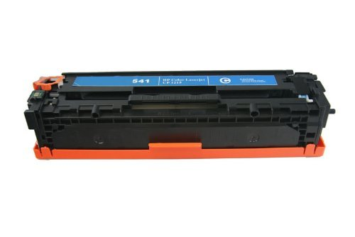 1PK Replacement CB541A Cyan Toner Cartridge For HP Color LaserJet CP1215