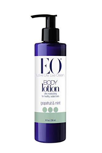 EO BodyLotion, Grapefruit & Mint, 8 fl oz (240 - Eo Herbal Body Lotion