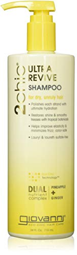 Giovanni 2chic Pineapple & Ginger Ultra-Revive Shampoo, 24 O