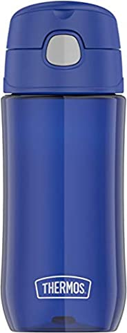 THERMOS Funtainer Plastic Hydration, 16 Ounce, Blueberry
