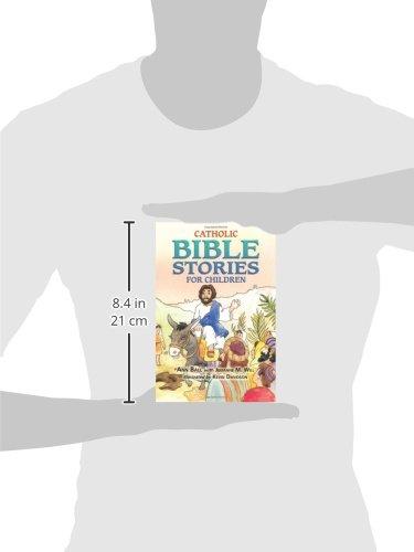 Catholic Bible Stories for Children - Buy Online in UAE ...