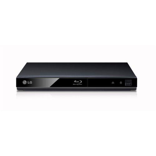 LG BP300 Blu-ray Disc DVD Streaming Player
