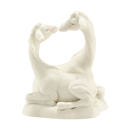 Department 56 Snowbabies Classics Neck in Neck Figurine, 4.13 inch