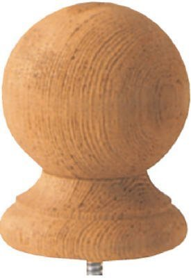 Cedar Ball Top by BW Creative Wood (Bw Creative Wood)