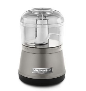 Amazon Com Kitchenaid Rr Kfc3511 Kfc3511cs 3 5 Cup Food Chopper