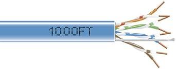 SCP CAT5E-WT 350 MHz 24 AWG 1000 Feet Box