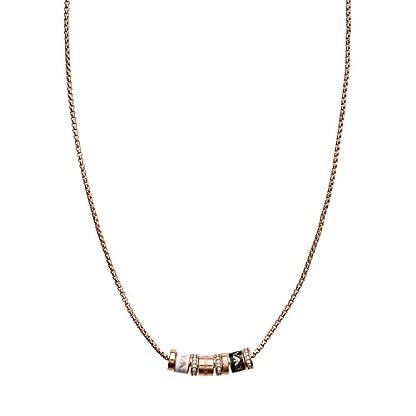 Emporio Armani Damen - Halskette Edelstahl 1