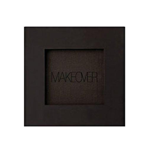 Makeover Single Eyeshadow, Matte Grey, 15 Gram